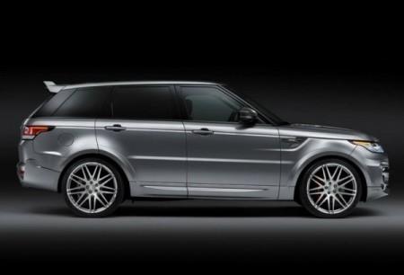 Range Rover Sport 2 вид сбоку