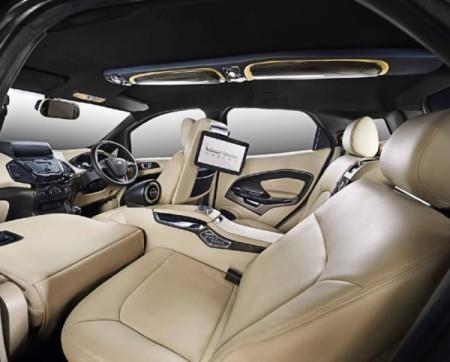 Ford EcoSport фото кресла с электроприводом