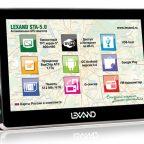 Lexand STA-5.0, STA-6.0 и STA-7.0