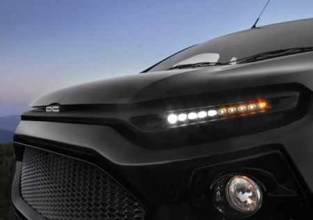 Тюнинг Ford EcoSport фары