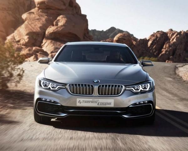 BMW 4-Series 2014: цена, фото