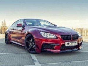 обвес для «шестерки» BMW
