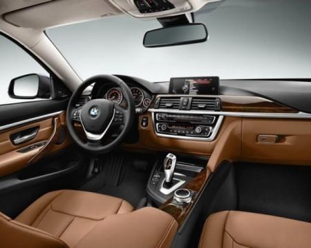Салон BMW 4-Series