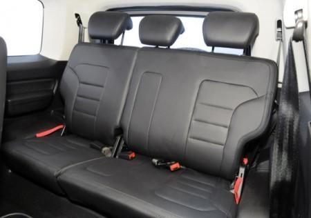 Ford Troller T4 фото сидений