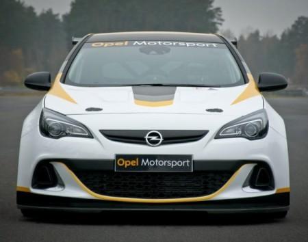 Opel Astra OPC Motorsport