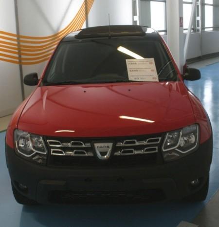 Dacia Dustruck фото