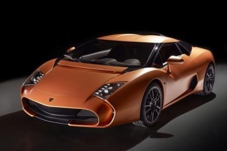 Купе Lamborghini 5-95 Zagato