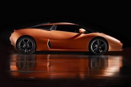 Lamborghini 5-95 Zagato фото сбоку