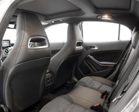 Тюнинг Mercedes GLA Салон