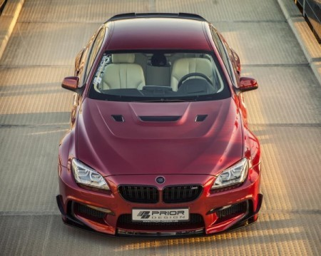BMW 6-Series 2014 в тюнинге
