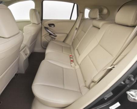Acura RDX 2014 сиденья