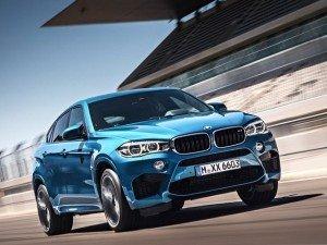 Кроссовер BMW X6