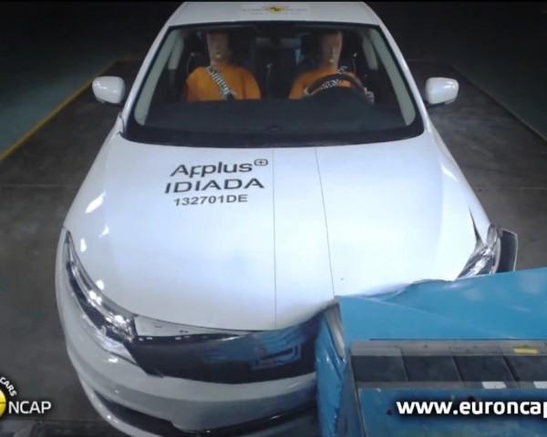 самый безопасный китайский авто