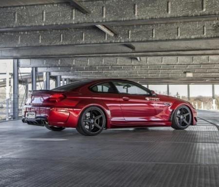 BMW 6-Series фото сбоку