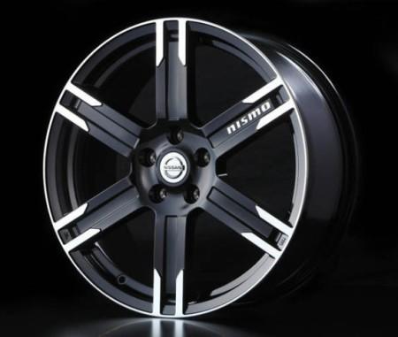 алюминиевые колесные диски Nissan Elgrand