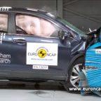 Краш-тест Honda CR-V