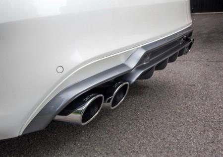 Mercedes C-Class AMG Sport обвес
