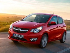 Ситикар Opel Karl
