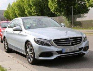 Гибридный Mercedes C-класса