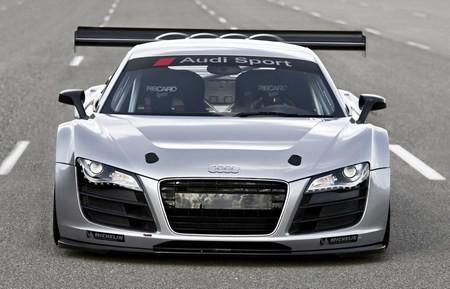 Audi R8 подрос до категории GT3