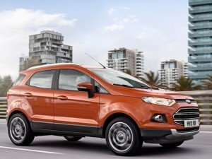 «паркетник» Ford Ecosport