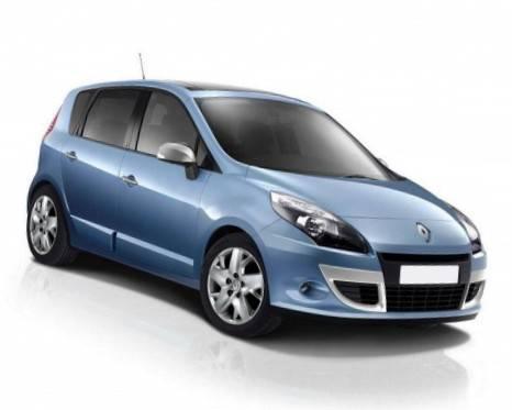 новый Renault Scenic