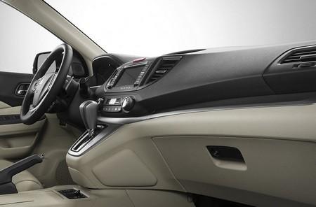 Honda CR-V фото панель приборов