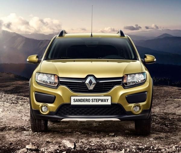 Новый Renault Sandero Stepway 2015
