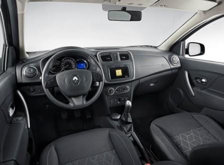 Renault Sandero Stepway фото салона