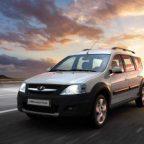 Старт продаж сross-версий универсалов Lada
