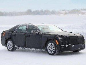 Новый флагман Cadillac