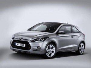 трехдверная модификация Hyundai i20