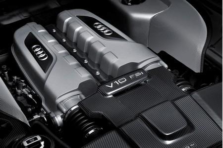 Обновлённый Audi R8