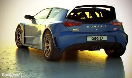 Концепт Subaru Impreza WRX STI