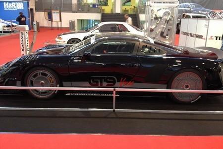GT9 Vmax фото сбоку
