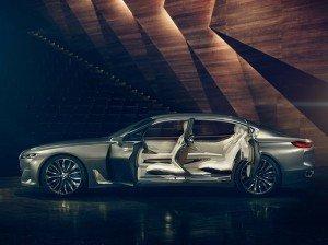 BMW станет соперником Mercedes-Maybach
