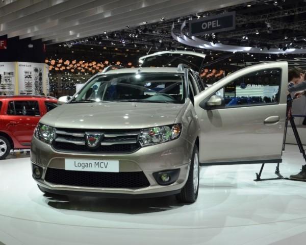 Универсал Dacia Logan MCV
