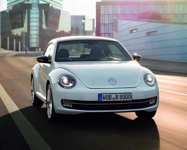 Обновленные Volkswagen Beetle