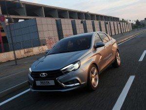 АвтоВАЗ оправил «Весту» в Европу