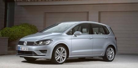 2014 Volkswagen Golf Sportsvan