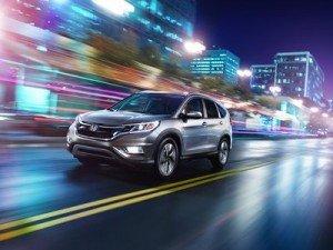 Honda CR-V получила новую коробку