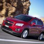 Chevrolet начнет поставлять два внедорожника