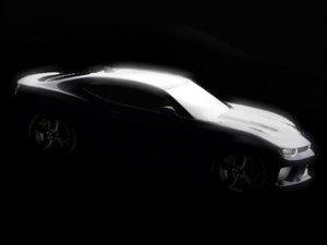 внешность нового Camaro