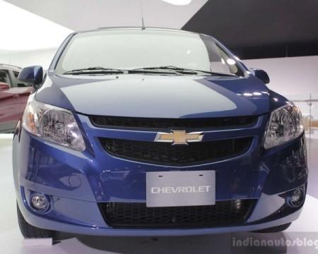 Седан Chevrolet Sail