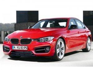 рендер BMW 3-Series