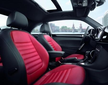 Volkswagen Beetle («Жук») фото салона