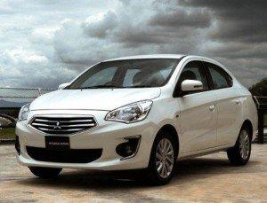 Mitsubishi выводит на рынки Европы седан
