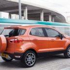 Ford пересмотрит дизайн EcoSport