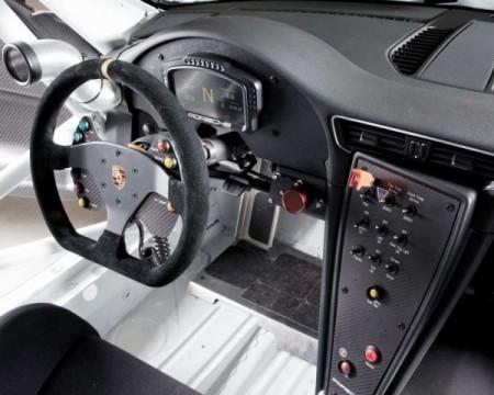 Porsche 911 панель приборов