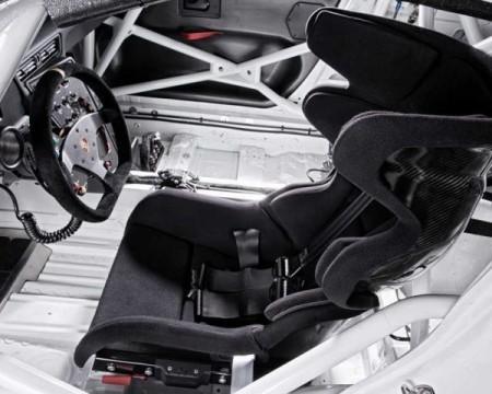 Porsche 911  фото салона